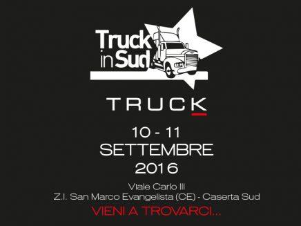Truck in Sud 2016