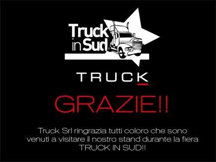Truck in Sud 2016 - Grazie